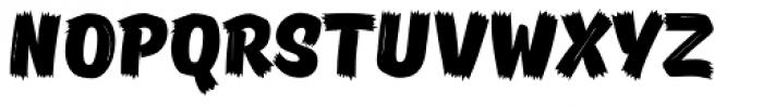 TT Masters Birds Black Font UPPERCASE