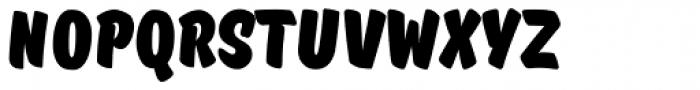TT Masters Condensed Black Font UPPERCASE