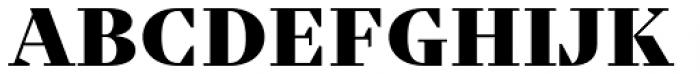 TT Nooks Black Font UPPERCASE