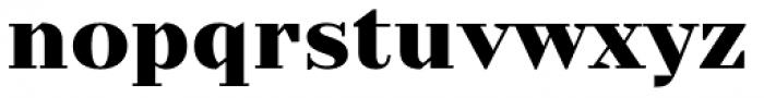 TT Nooks Black Font LOWERCASE