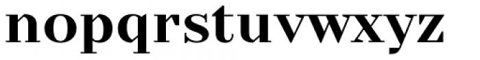 TT Nooks Bold Font LOWERCASE