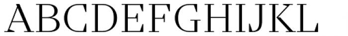 TT Nooks Light Font UPPERCASE