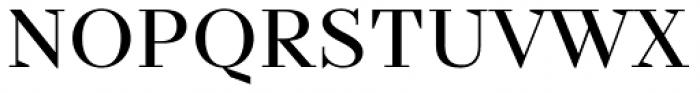 TT Nooks Regular Font UPPERCASE