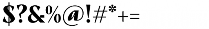 TT Nooks Script Bold Font OTHER CHARS