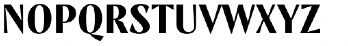TT Nooks Script Bold Font UPPERCASE