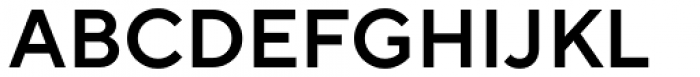 TT Norms Pro DemiBold Font UPPERCASE