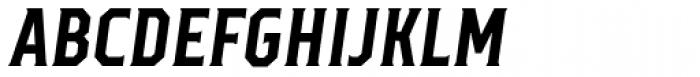 TT Octas Bold Italic Font UPPERCASE