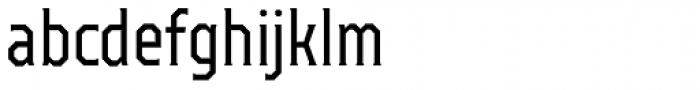 TT Octas Regular Font LOWERCASE