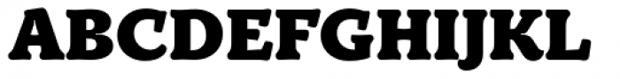 TT Phobos Black Font UPPERCASE