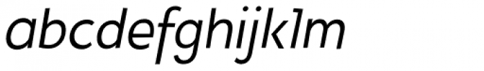 TT Pines Italic Font LOWERCASE