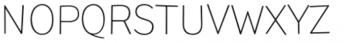 TT Pines Light Font UPPERCASE