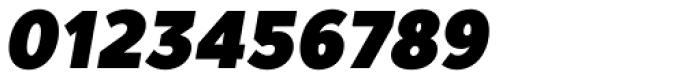 TT Prosto Sans Condensed Black Italic Font OTHER CHARS