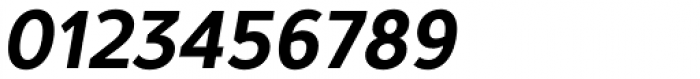 TT Prosto Sans Condensed Bold Italic Font OTHER CHARS