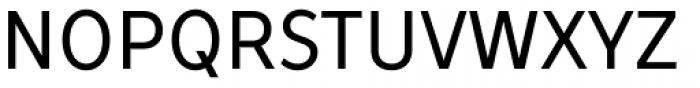 TT Prosto Sans Condensed Regular Font UPPERCASE