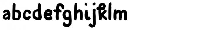 TT Rabbits Bro Font LOWERCASE