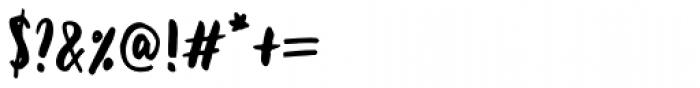 TT Rabbits Dummy Font OTHER CHARS
