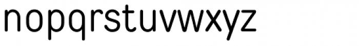 TT Rounds Condensed Regular Font LOWERCASE