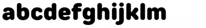 TT Rounds Neue Black Font LOWERCASE
