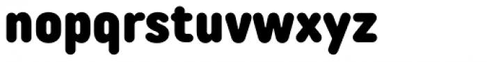 TT Rounds Neue Condensed Black Font LOWERCASE