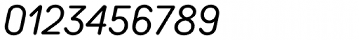 TT Rounds Neue Condensed Italic Font OTHER CHARS