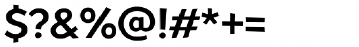 TT Souses Bold Font OTHER CHARS