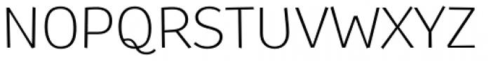 TT Souses Light Font UPPERCASE