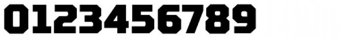 TT Squares Condensed Black Font OTHER CHARS