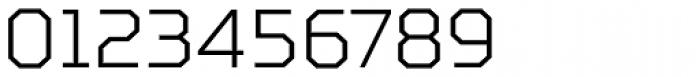TT Squares Condensed Light Font OTHER CHARS
