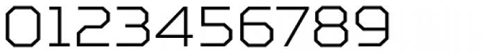 TT Squares Light Font OTHER CHARS