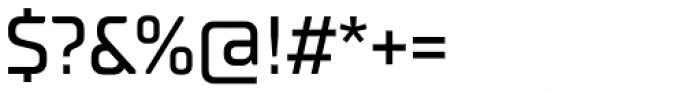 TT Supermolot Neue Medium Font OTHER CHARS