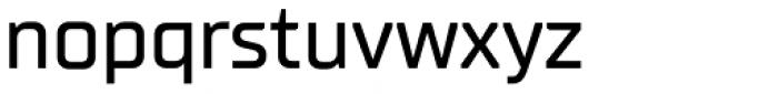 TT Supermolot Neue Medium Font LOWERCASE