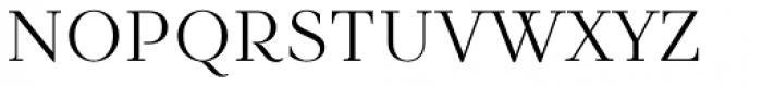TT Tsars A Light Font LOWERCASE