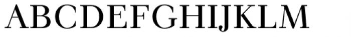 TT Tsars B Regular Font LOWERCASE