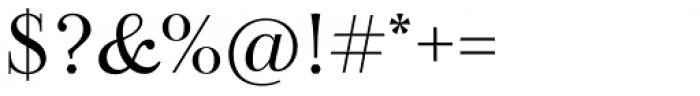 TT Tsars C Regular Font OTHER CHARS