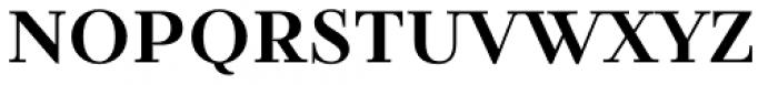 TT Tsars D Bold Font LOWERCASE
