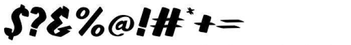 TT Walls Black Font OTHER CHARS