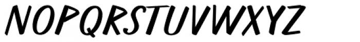 TT Walls Regular Font UPPERCASE