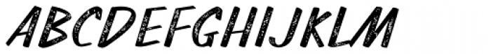 TT Walls Rough Regular Font UPPERCASE