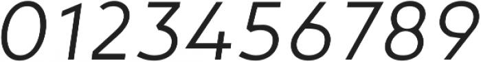Tuckshop Thin Italic ttf (100) Font OTHER CHARS