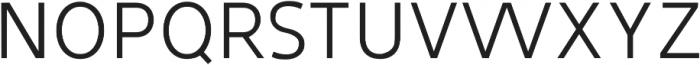 Tuckshop Thin ttf (100) Font UPPERCASE
