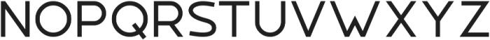 Tundra Bold otf (700) Font LOWERCASE