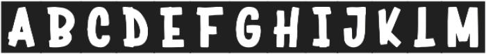 TurBlack Regular otf (900) Font UPPERCASE