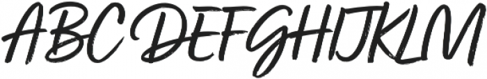 Turbinado otf (400) Font UPPERCASE
