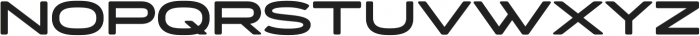 Turismo CF 400 otf (400) Font UPPERCASE