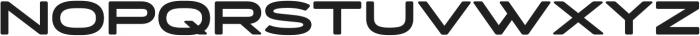 Turismo CF 500 otf (500) Font UPPERCASE