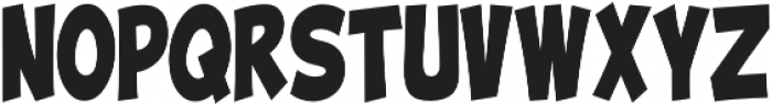 Turnstyle Condensed Regular otf (400) Font UPPERCASE