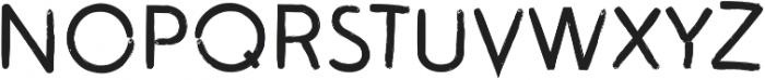 TurquoiseBrush ttf (400) Font UPPERCASE