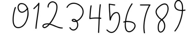 Tuesday - Handwritten Script Font Font OTHER CHARS
