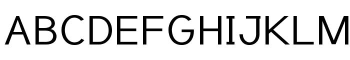 TuffyScript-Regular Font UPPERCASE