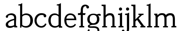 Tugano-DEMO Font LOWERCASE